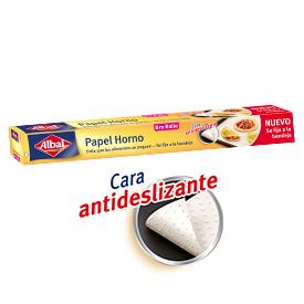 Papel de Horno Antideslizante Albal®