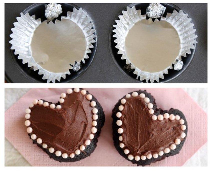 Truco Albal®: Da forma de corazón a tus magdalenas