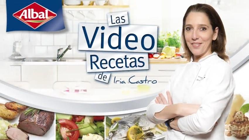 Videorecetas de la chef Iria Castro